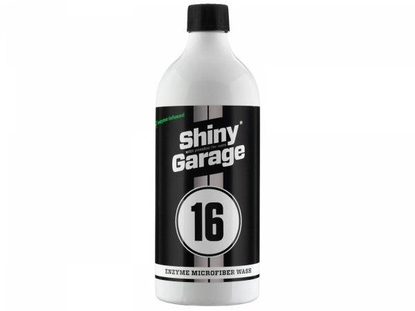 Shiny Garage Enzyme Microfibre Wash 1L (Pranie mikrofibr) - GRUBYGARAGE - Sklep Tuningowy